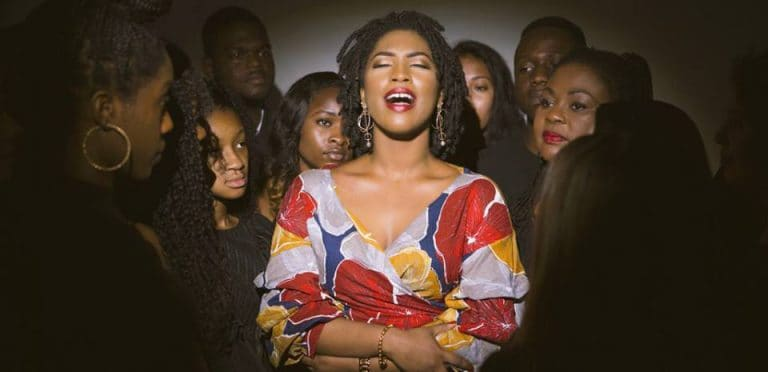 Davina Oriakhi is an uptown girl in the visuals for F.S.L.S