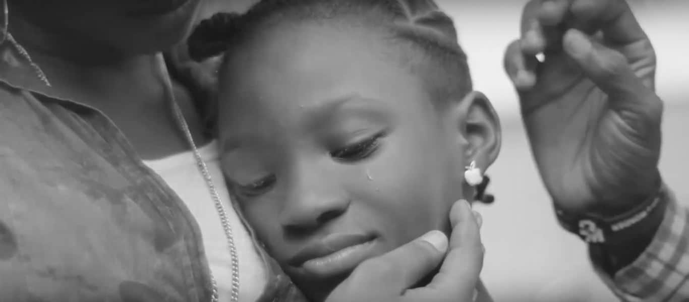 """Vitoria Kimani's """"March Along"""" video is a retelling of the grimness of child abuse"""