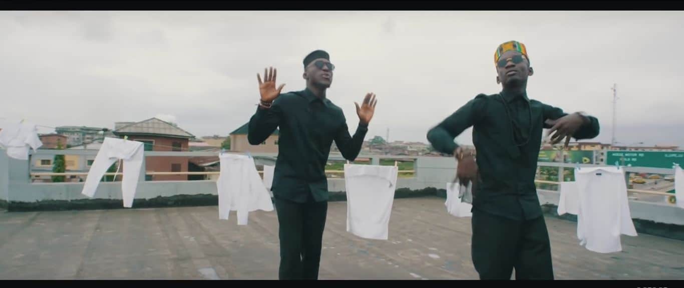 DJ Spinall and Mr Eazi just teamed up for another collaboration