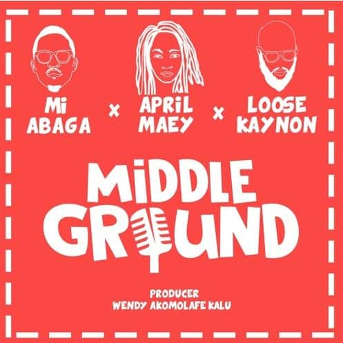 """M.I Abaga is getting into the podcast game with """"Middle Ground"""""""