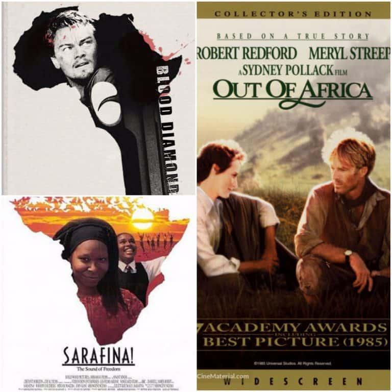 AV Club: Olu Ososanya's takes through Hollywood's stereotyping of Africa.