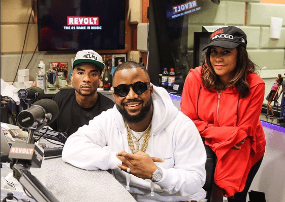 Cassper Nyovest was on The Breakfast Club and he had a lot to talk about