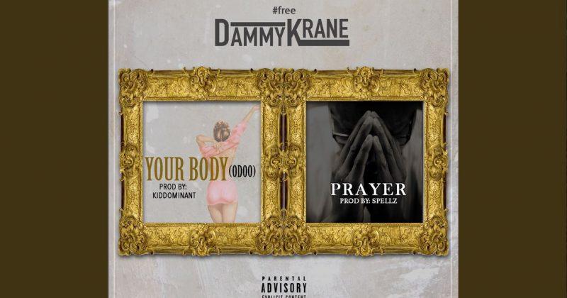 """Listen to Dammy Krane's """"Prayer"""" from Jail - The Native"""