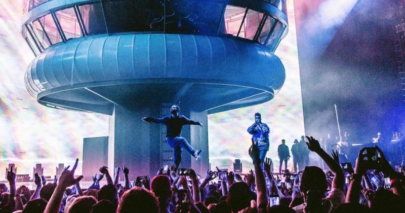 Drake, Chance The Rapper