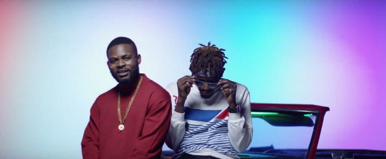 """Your favorite emcees, Falz and YCee team up for """"Something Light"""" video"""