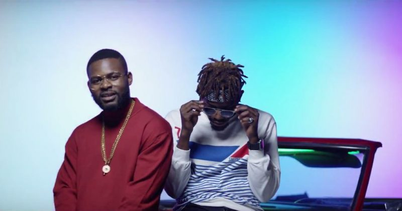 Falz, Ycee - Something light video