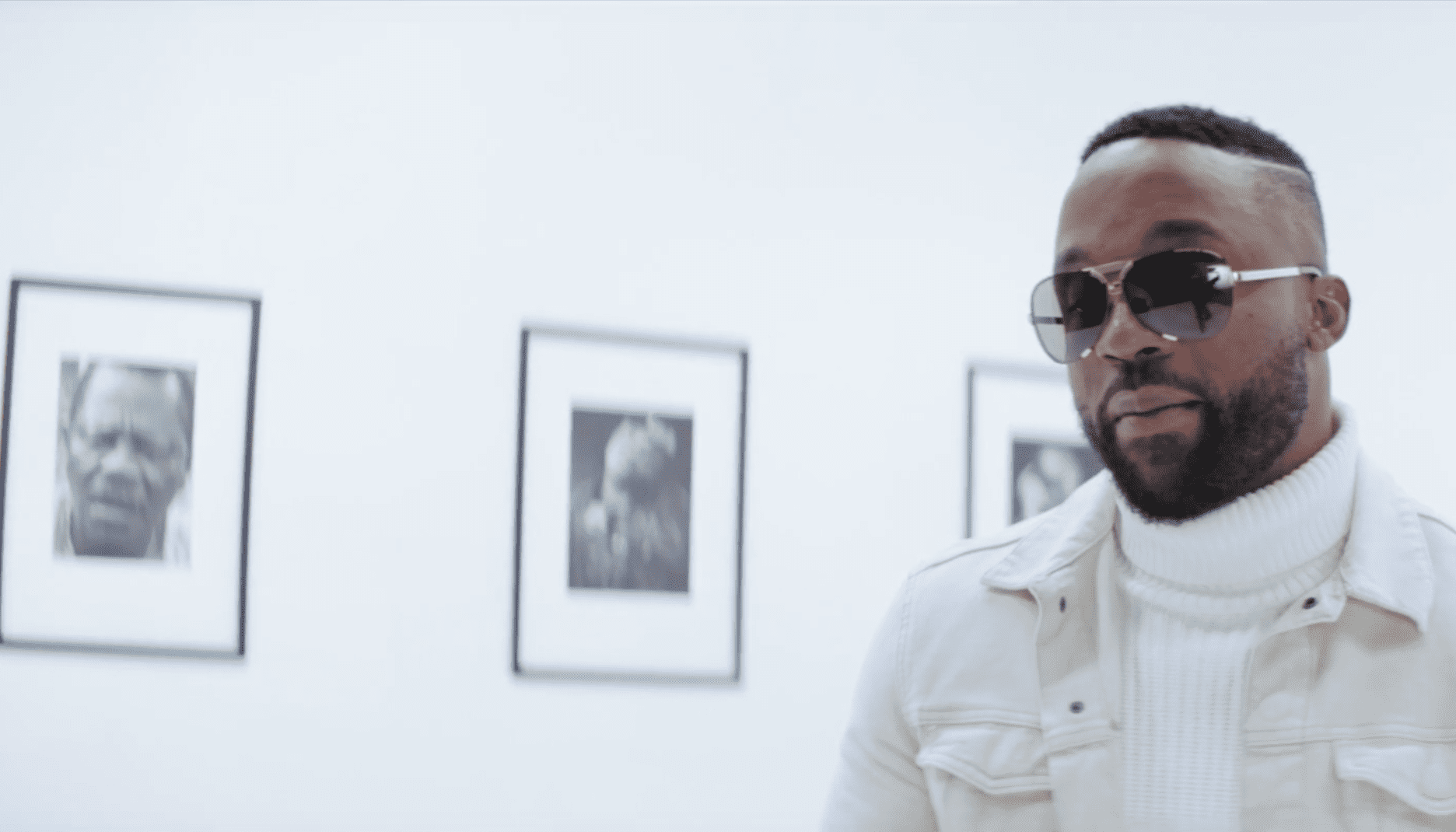 """Iyanya summons up all our lost famed heroes for """"Not Forgotten"""" featuring Poe"""