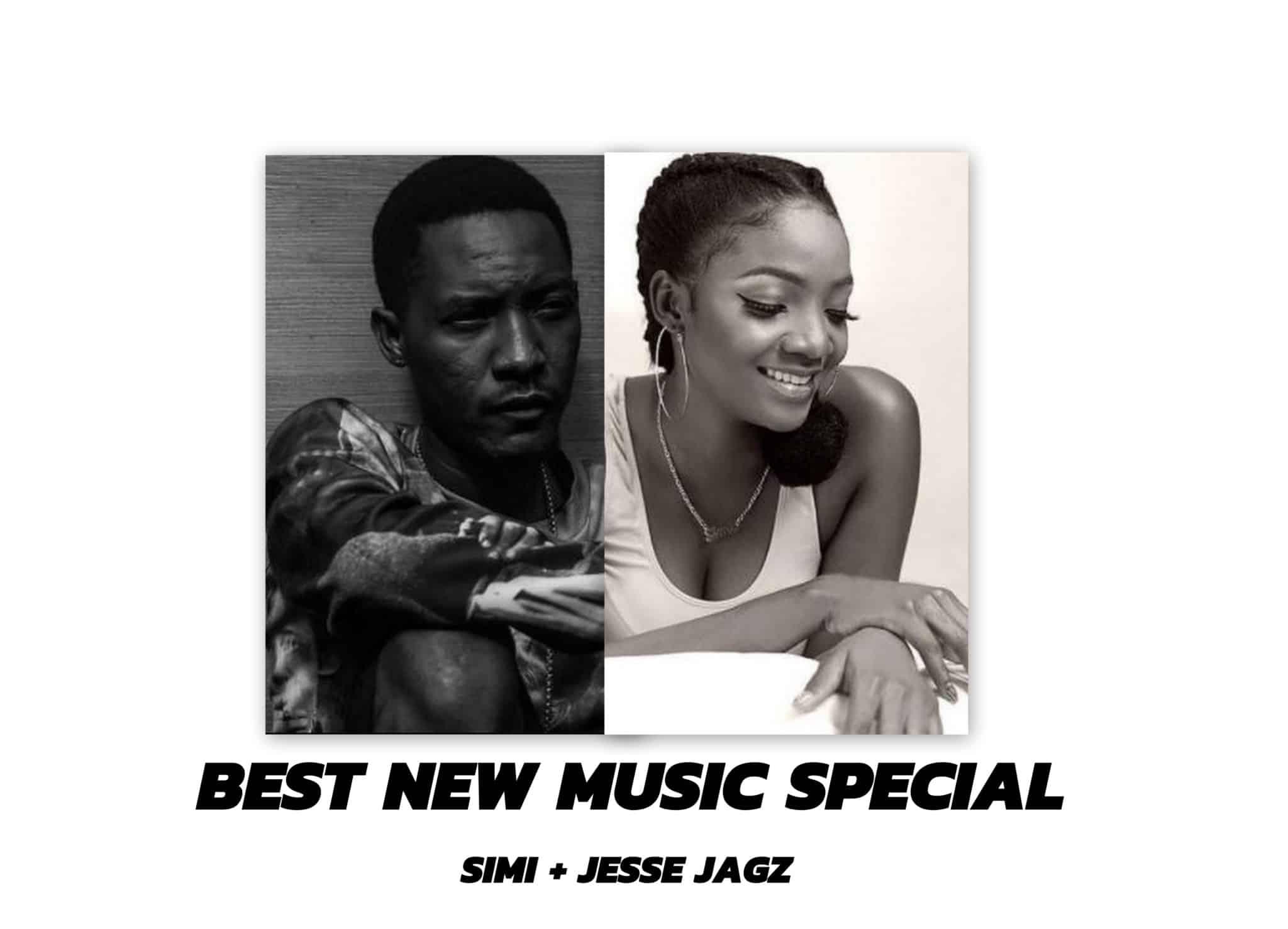 "Best New Music Special: ""Take Me Back"" by Simi + ""Dirty"" by Jesse Jagz"