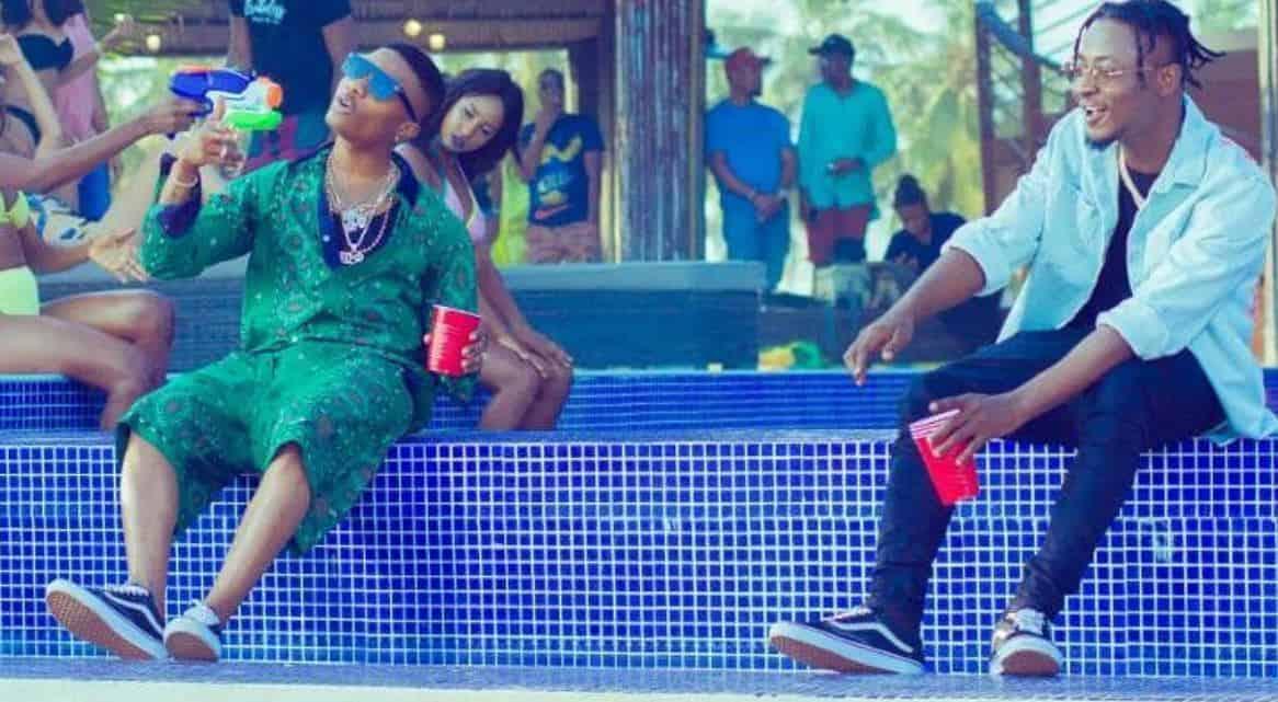 "Shaydee features Wizkid on new ""Make Sense"" single"