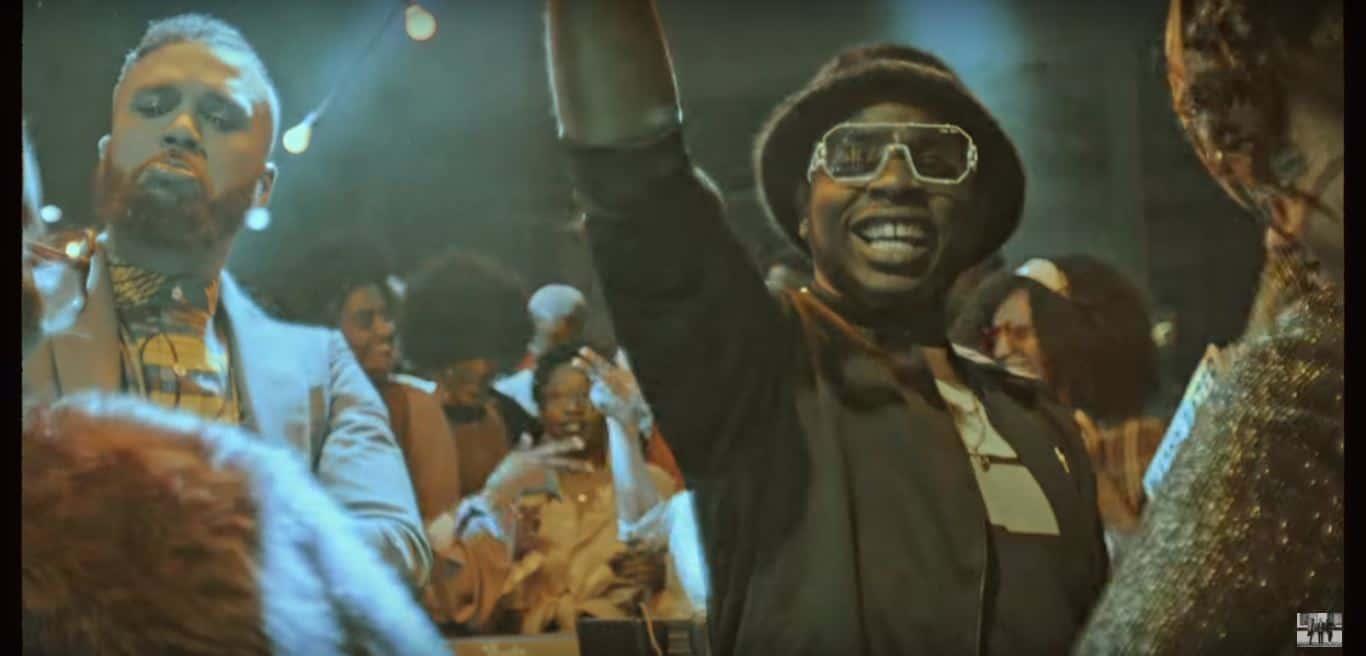 "Nasty C, Ice Prince and Jidenna dance their way into Major Lazer and DJ Maphorisa's ""Particula"" music video"