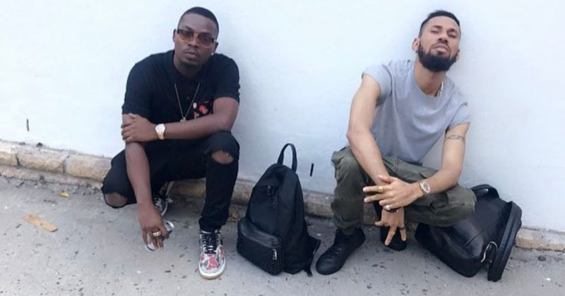"Phyno and Olamide are a team again for ""Augment"""