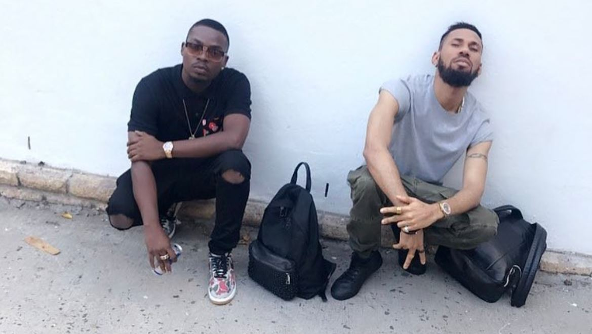 Phyno and Olamide are a team again for