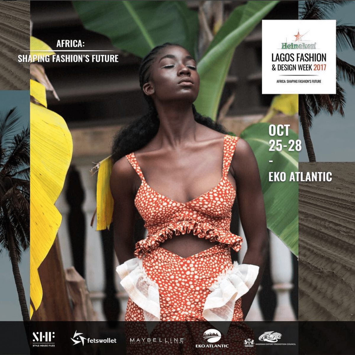 #HLFDW2017: 6 designers we're excited for at this year's Lagos Fashion and Design Week