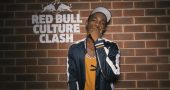 Patoranking at Red Bull culture clash 2017