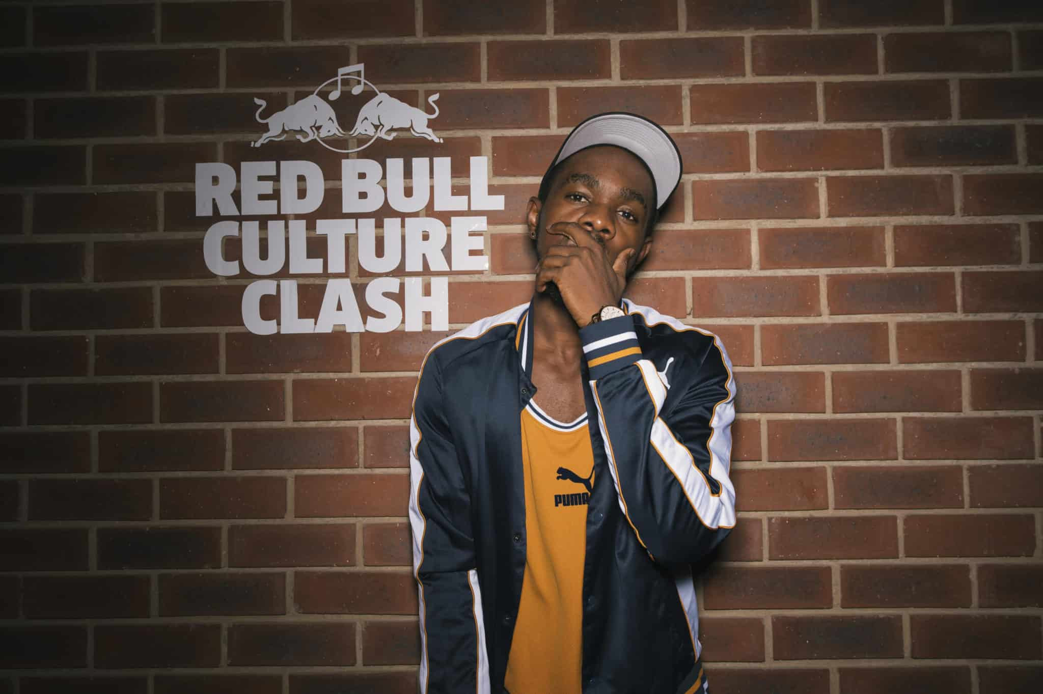 We caught up with Patoranking at the Red Bull Culture Clash in Johannesburg