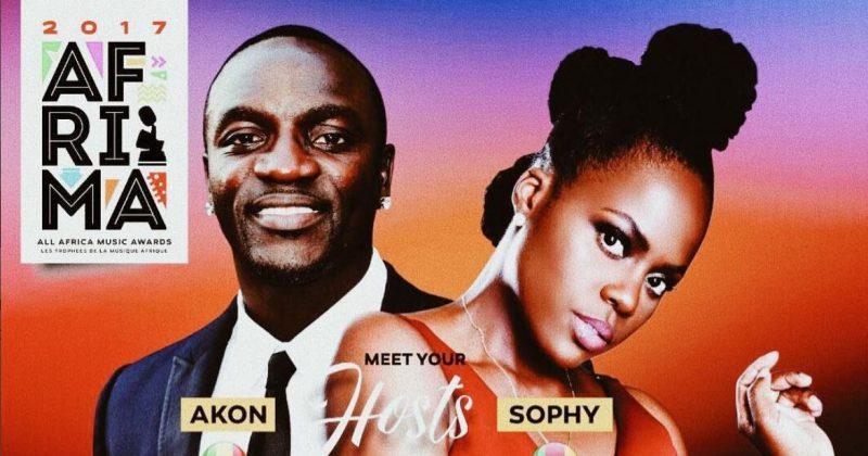 Afrima 2017, Akon, Sophy