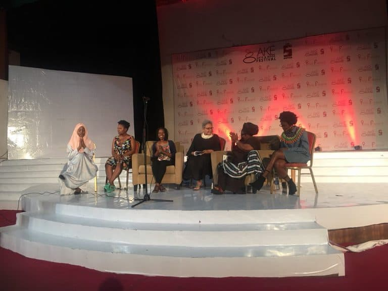 Poetry and Palm Wine: Women were front and center at the Ake Book and Art Festival