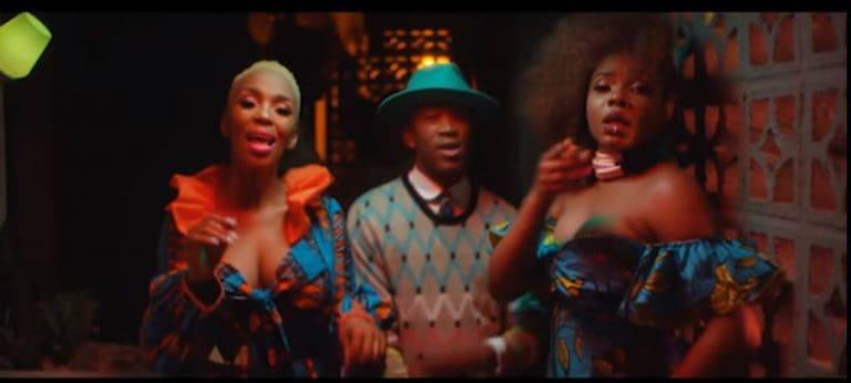"Mafikizolo and Yemi Alade follow up their ""Ofana Nawe"" joint with plush visuals"