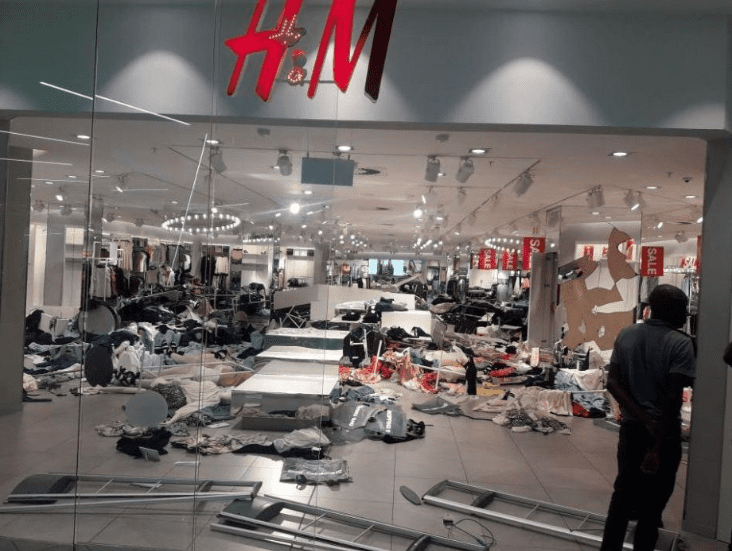 South Africans are not having any shade of H&M's racist AD