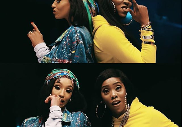 Di'ja, Tiwa savage - The Way you are