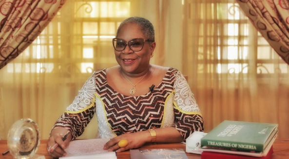 Onyeka Onwenu - Iroking lawsuit
