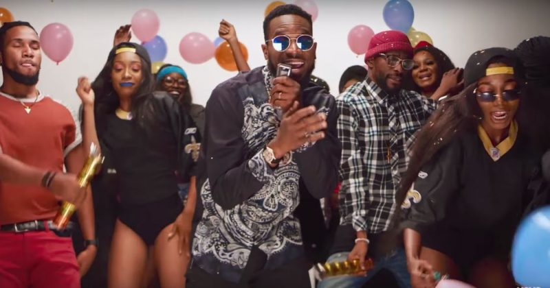 "D'Banj is back on his sexy game for ""Shoulda"" music video - The Native"