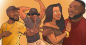 """DJ Java taps Falz and OZ for new single, """"Tight Jeans"""" - The Native"""