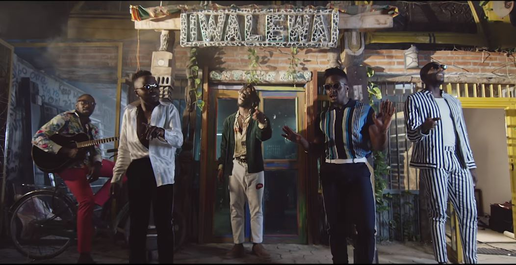 "Sauti Sol release ""Afrikan Star"" off their fourth studio album ..."