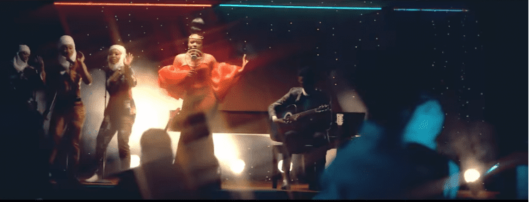 """Watch Yemi Alade's video for """"Heart Robber"""""""