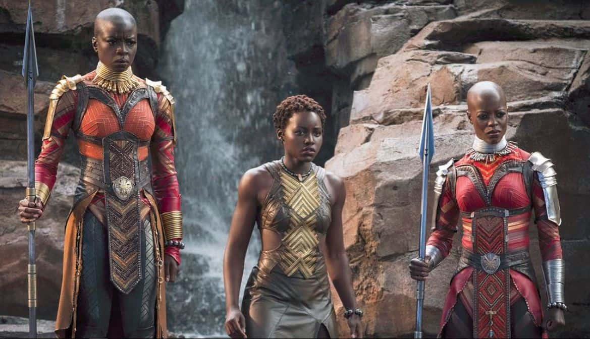 Meet the Ahosi, the real life inspiration for Black Panther's Dora Milaje warriors