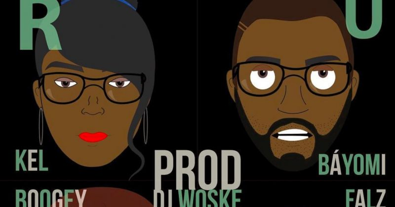 "DJ Woske's ""Rude"" scores diversity points featuring Kel, Boogey, Falz and Bayomi - The Native"