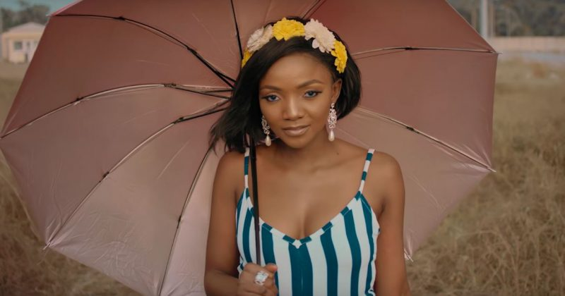 "Check out Simi's subtle sensuality in her video for ""Complete me"" - The Native"