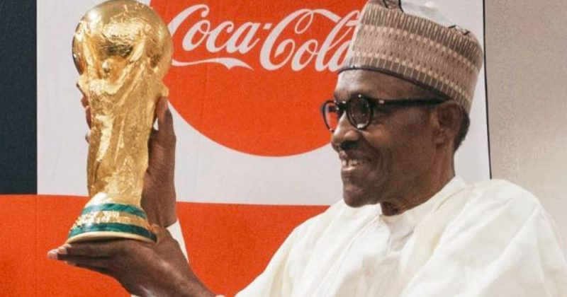 FIFA World Cup Trophy makes pit-stop in Nigeria - The Native