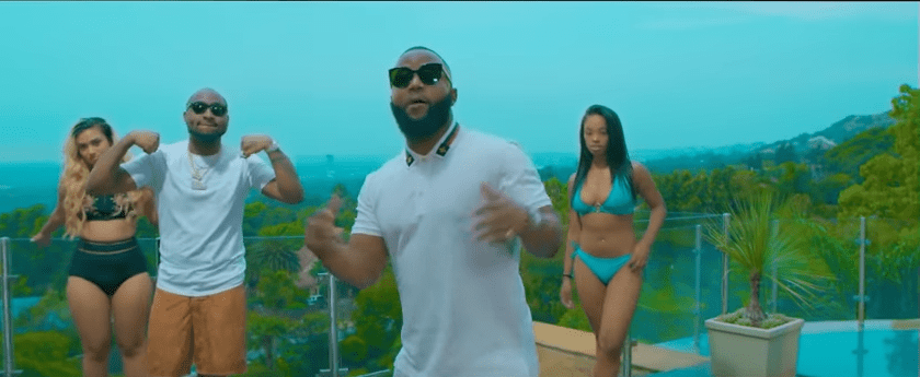 """Cassper Nyovest and Davido debut """"Check On You"""" as the first of two highly-anticipated collaborations"""