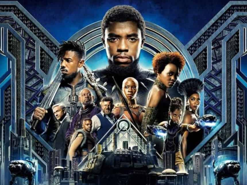 Black Panther is the first movie shown in Saudi Arabia since 1980s