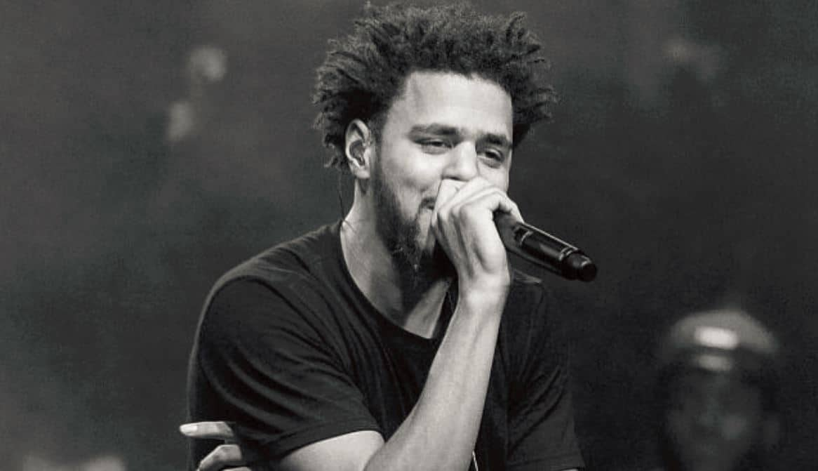 Here's an interesting fact about J Cole and his coming album
