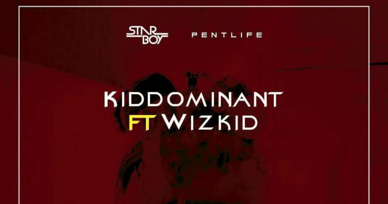 "Listen to ""Alright"", a new single by Kiddominant and Wizkid - The Native"