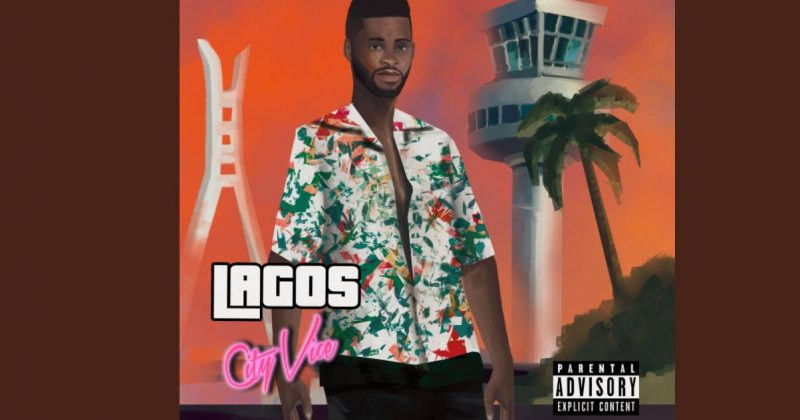 WANI shares cover art, pre-order link and release date for coming EP, 'Lagos City Vice' - The Native