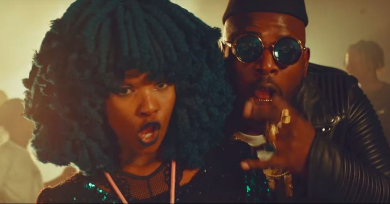 "Watch the video for DJ Maphorisa, DJ Shimza and Moonchild Sanelly's ""Makhe"" - The Native"