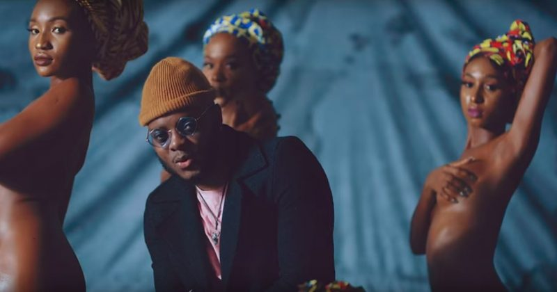 "Yung L's pays tribute to media platforms on his video for ""Anya"" - The Native"