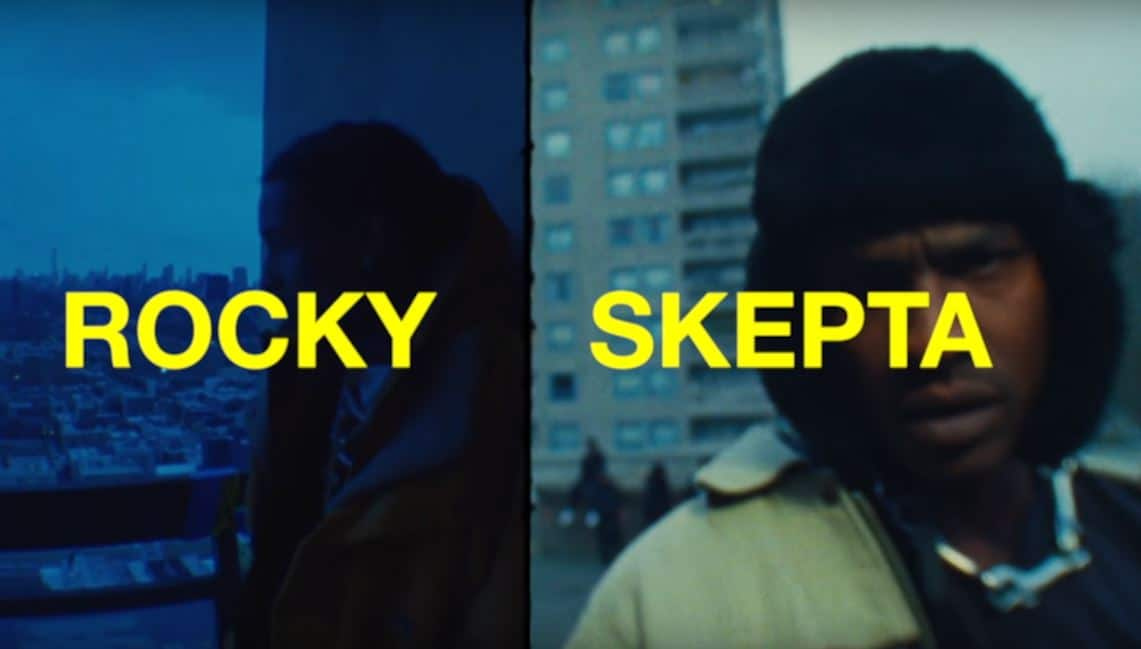 "Watch A$AP Rocky and Skepta in their video for ""Praise The Lord (Da Shine)"""