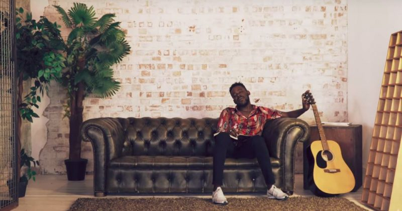 "Adekunle Gold shares the music video for ""Fame"" - The Native"
