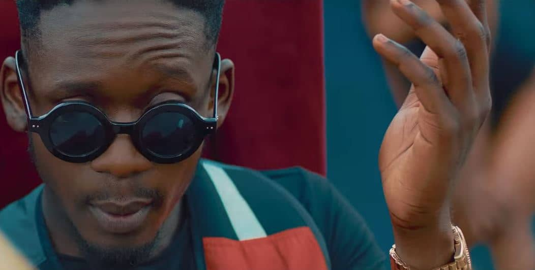 """Watch the music video for Mr Eazi's """"Overload"""" featuring Slimcase and Mr Real"""
