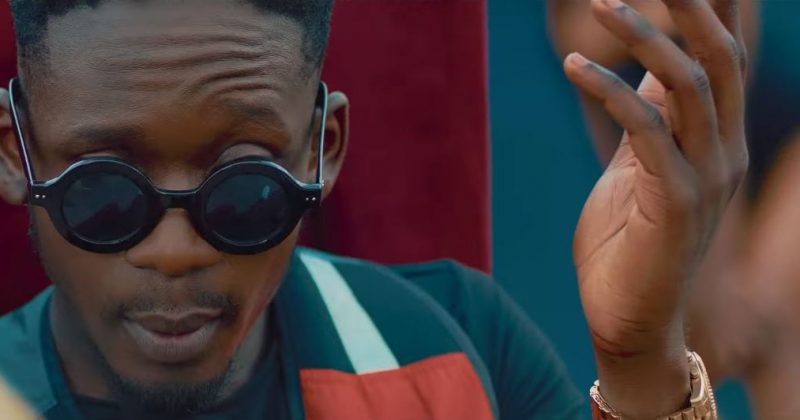 "Watch the music video for Mr Eazi's ""Overload"" featuring Slimcase and Mr Real - The Native"