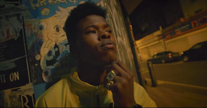 "See the noir framed video for Nasty C's ""Jungle"" - The Native"