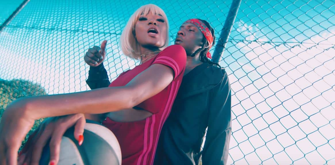 """See R2Bees, Efya in """"Could This Be Love"""" music video"""