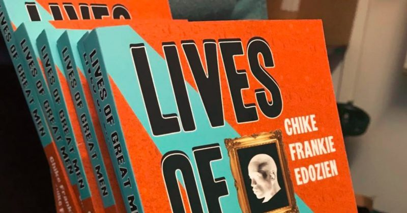 """Check out Chike Frankie Edozien's book""""Lives of Great Men: Living and Loving as a Gay African Man"""" - The Native"""