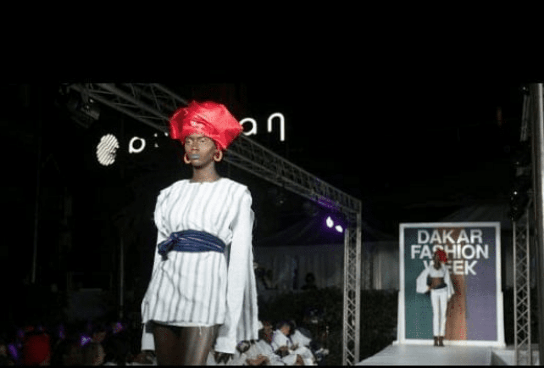 Check out some looks from Dakar's 2018 Fashion Week