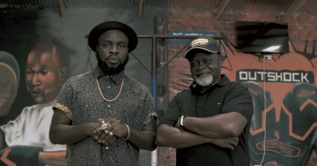 """M.anifest releases  """"Azumah Nelson Flow"""", a tribute video for Ghanaian boxing hero"""