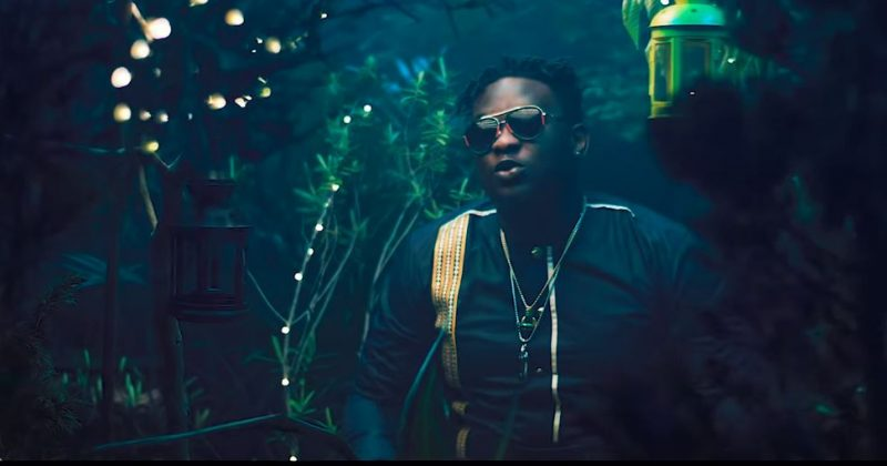 """The video for Wande Coal's """"So Mi So"""" is a green psychedelic experience - The Native"""